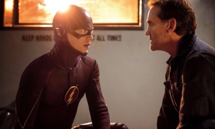 The_Flash_Grant_Gustin_and_Henry_Allen_John_Wesley_Shipp